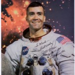 Fred Haise Autograph
