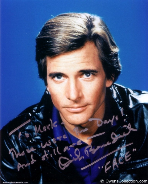 Dirk Benedict : The Owens Collection
