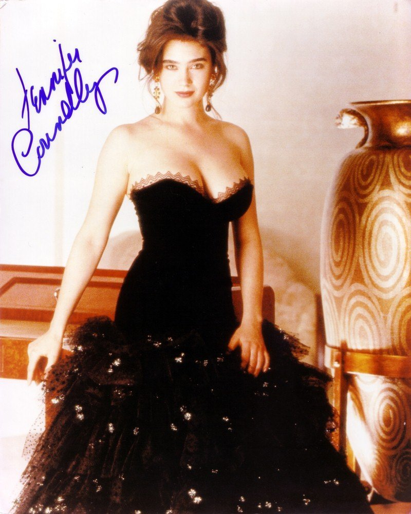 Jennifer Connelly Autograph