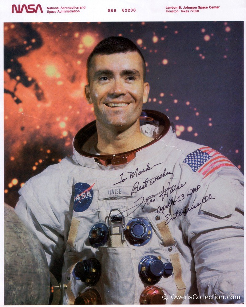 Fred Haise : The Owens...