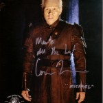 Connor Trinneer Autograph